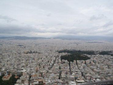 סיור באתונה