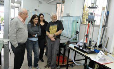 ביקורה של דר' אביטל דרור אהרה, ממשרד האנרגיה והמים