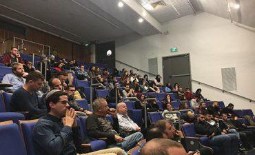 הרצאות בנושא חדשנות ויזמות