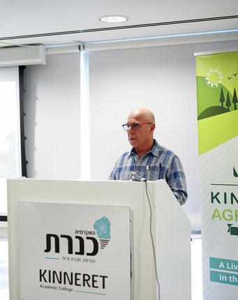 Ilan Biran Speaking