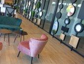Kinneret Sitting area