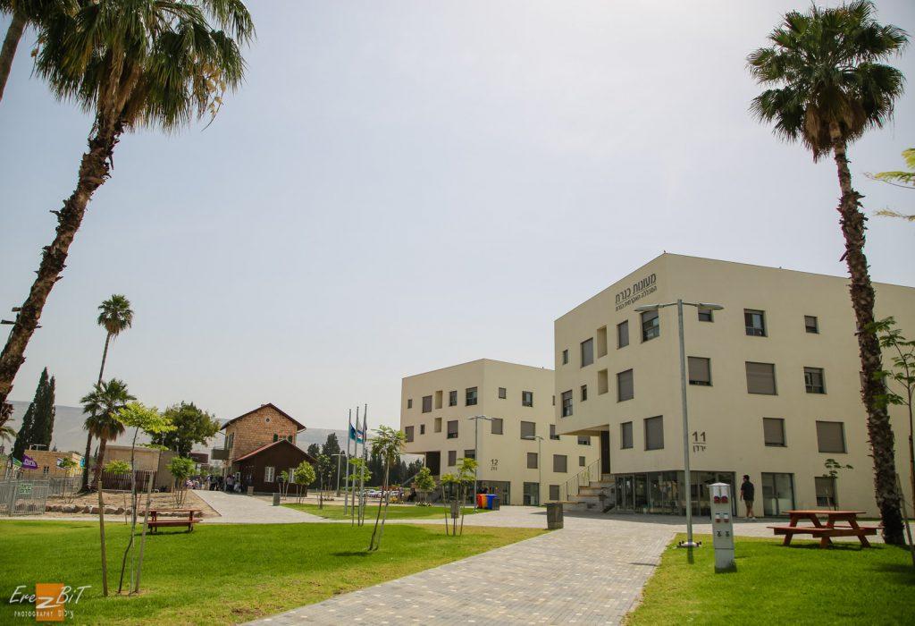 """ביקור נשיא המדינה לשעבר שמעון פרס במרכז לימודי א""""י במכללה"""