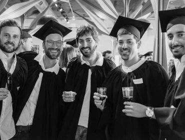 טקס בוגרים בית הספר להנדסה 2019