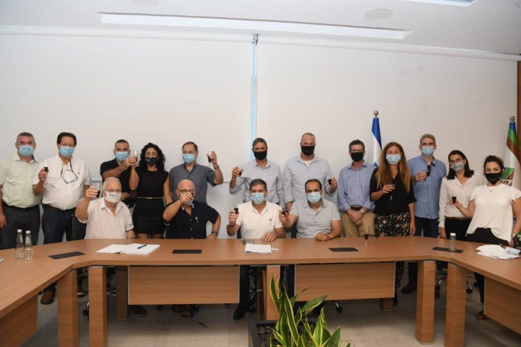 """נחתם הסכם שותפות להקמת מרכז החדשנות וההייטק 'בית קק""""ל-צמח-כנרת' ובית המדע"""
